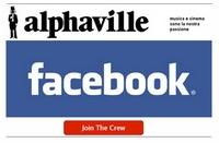 Iscriviti al gruppo Alphaville su Facebook